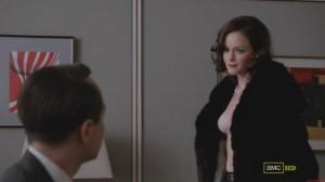 Alexis Bledel nipples screen
