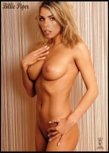 Billie Piper naked