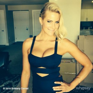 Brittany Daniel iphone home archive