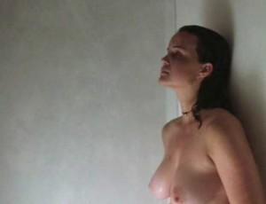 Carla Gugino naked scene