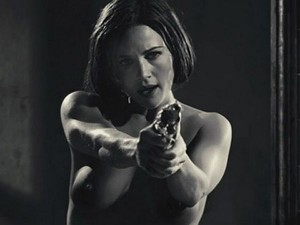 Carla Gugino sin city topless caps