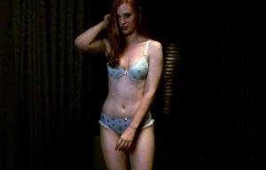 Deborah Ann Woll lingerie