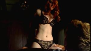 Deborah Ann Woll sex scene