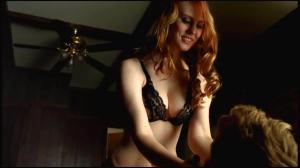 Deborah Ann Woll sexy bra