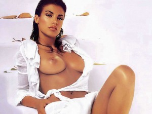 Elisabetta Canalis hot and nude