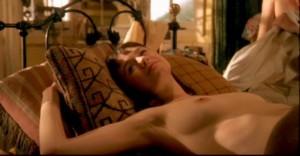Emily Mortimer nipple