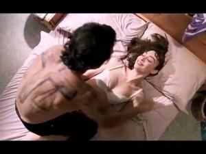 Illeana Douglas sex scene