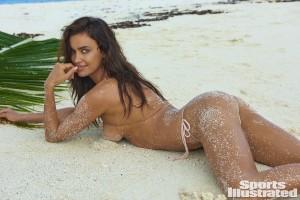 Irina Shayk hot photoshoot