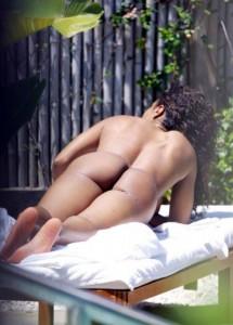 Janet Jackson fully nude