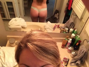 Jennette McCurdy leaked ass