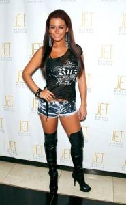 Jenni Jwoww Farley sexy pants