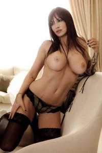 Jodie Marsh topless