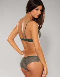 Johanna Lundback sexy ass