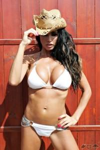 Katie Price sexy bikini
