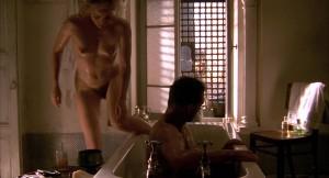 Kristin Scott Thomas sex scene