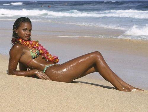 Black fat lady naked