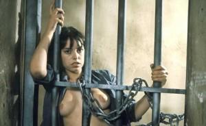 Lina Romay topless poster