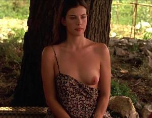 Liv Tyler nipples screencap