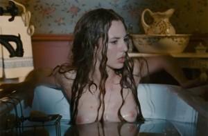 Louise Bourgoin nipples