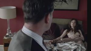 Lydia Wilson tits screencap