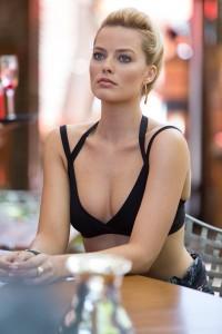 Margot Robbie hot and cute