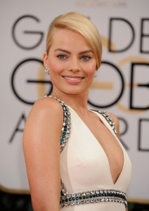 Margot Robbie sexy and cute