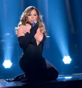 Mariah Carey exp boobs