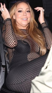 Mariah Carey hot