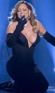Mariah Carey nip slip scandal
