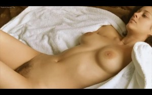Marion Cotillard fully naked caps