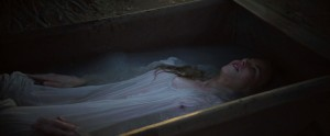 Nicole Kidman nipples screen