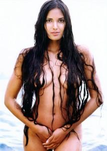 Padma Lakshmi naked