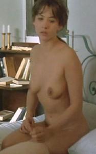 Sophie Marceau fully naked