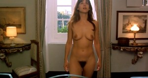 Sophie Marceau haired pussy