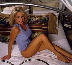 Tammy Sytch sexy legs