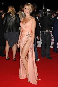 Amanda Holden red carpet