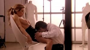 Amber Smith sex scene licking