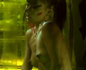 Bai Ling naked scene screen
