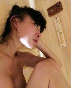 Bai Ling sauna leaked