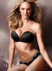 Candice Swanepoel hot bra
