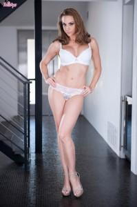 Chanel Preston sexy lingerie