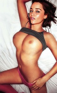 Emilia Clarke nude pics leaked