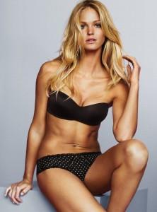 Erin Heatherton hot lingerie