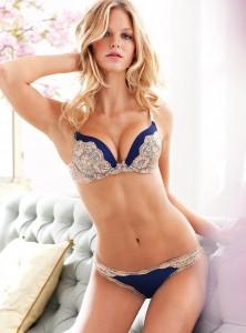 Erin Heatherton sexy lingerie