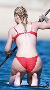 Iggy Azalea ass in bikini