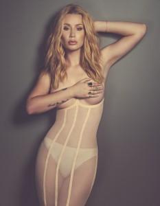 Iggy Azalea topless photoshoot