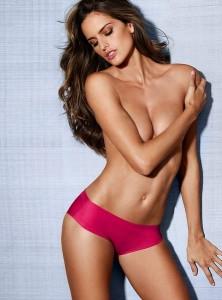 Izabel Goulart topless photoshoot