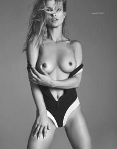 Joanna Krupa full nipples