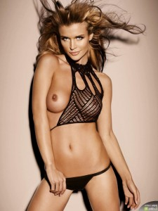 Joanna Krupa topless photoshoot