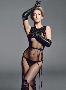 Kate Hudson sexy lingerie